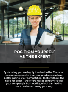 position yourself as the expert